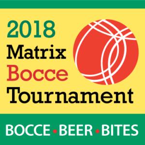 2018 Matrix Bocce Tournament