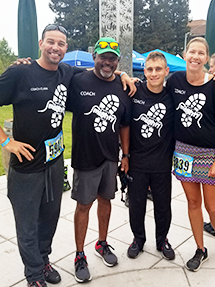 Mighty Miler Coaches