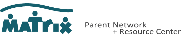 Matrix Parent Network and Resource Center Logo
