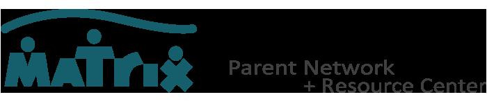 Matrix Parent Network and Resource Center Logo