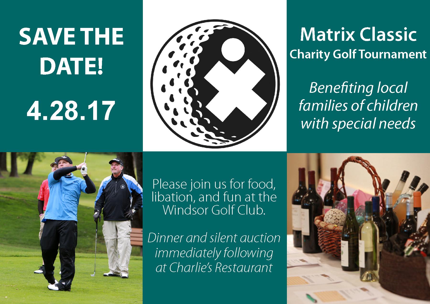 Matrix Golf Tournament 4.28.17