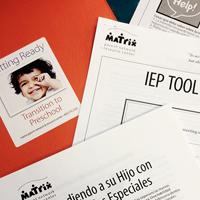 IEP materials