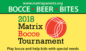 2018 Matrix Bocce Tournament