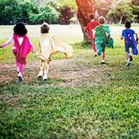summer superheroes