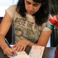 young adult writing