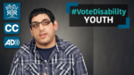 vote disability youth