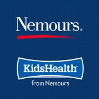Nemours and KidsHealth logos