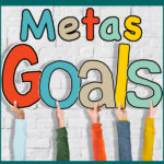 goals English metas in Spanish