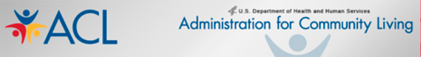 U.S. Department of Health and Human Services Administration for Community Living