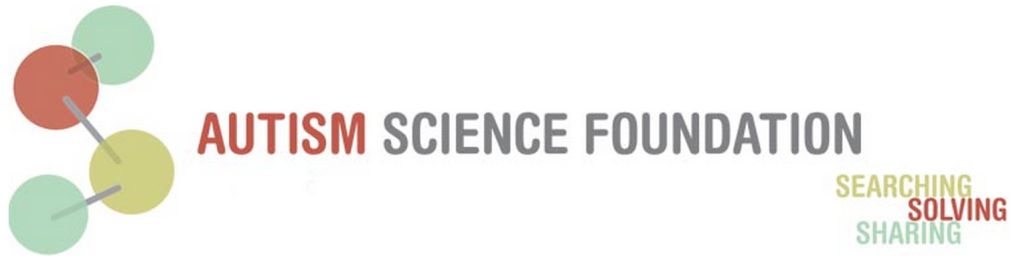 Autism Science Foundation logo