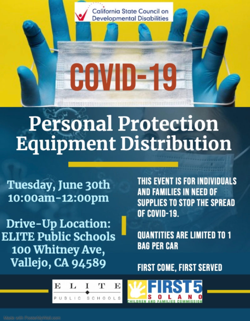 COVID-19 Personal Protection Equipment Distribution