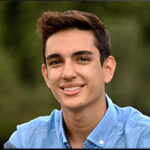 young latino teen